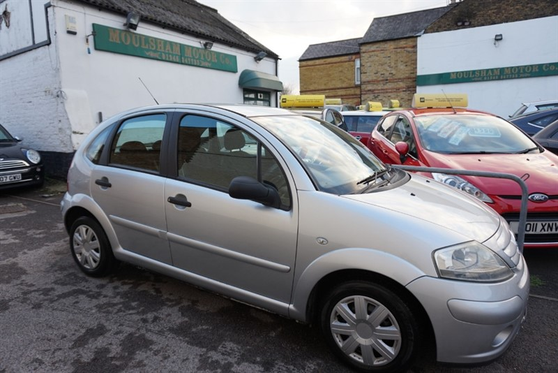 used Citroen C3 DESIRE HDI in chelmsford-essex