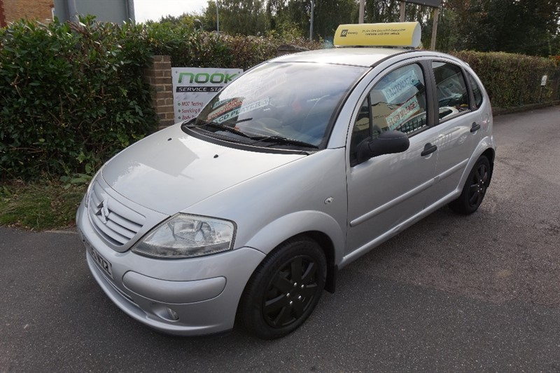 used Citroen C3 SX in chelmsford essex