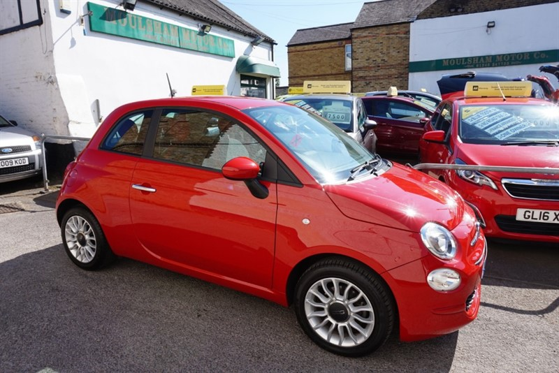 used Fiat 500 ECO POP STAR in chelmsford-essex