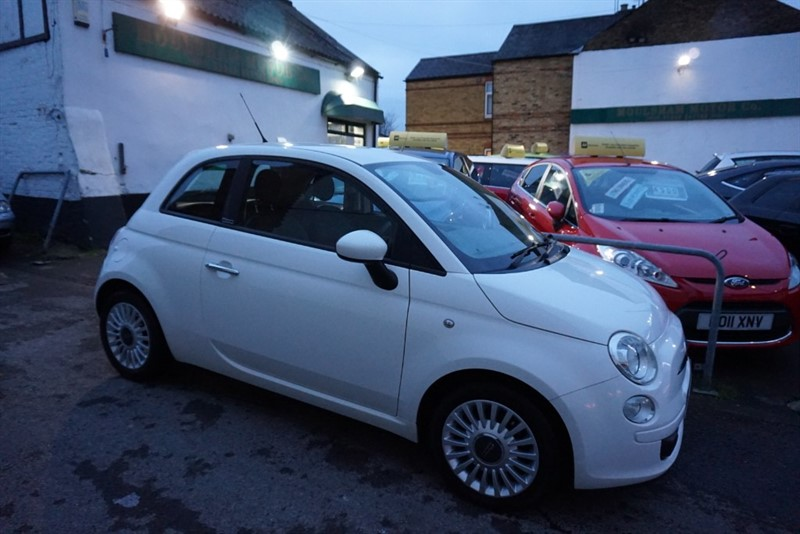 used Fiat 500 POP in chelmsford-essex