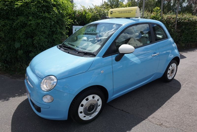 used Fiat 500 COLOUR THERAPY in chelmsford-essex