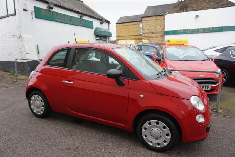 used Fiat 500 POP in chelmsford-essex