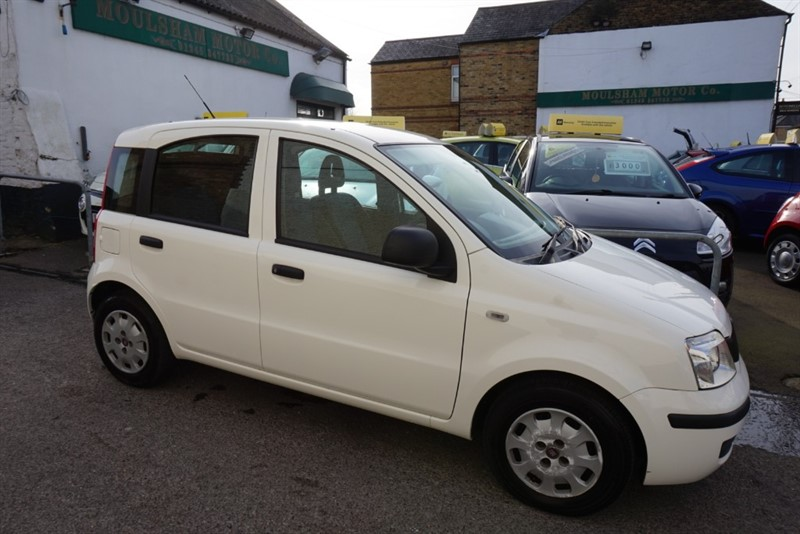 used Fiat Panda ACTIVE in chelmsford-essex