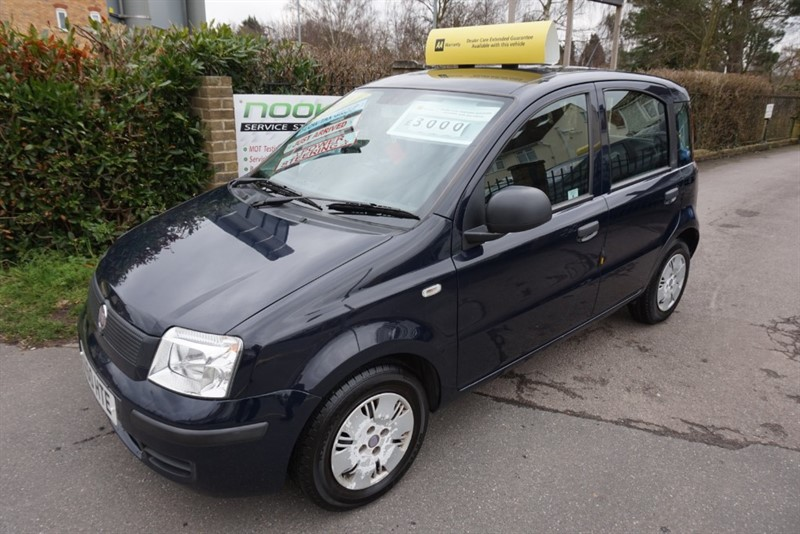 used Fiat Panda ACTIVE ECO in chelmsford-essex