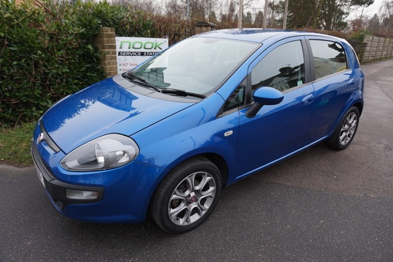 used Fiat Punto Evo GP in chelmsford essex