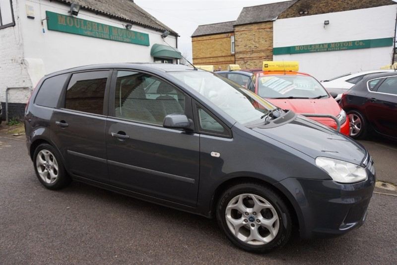 used Ford C-Max ZETEC 100 in chelmsford-essex