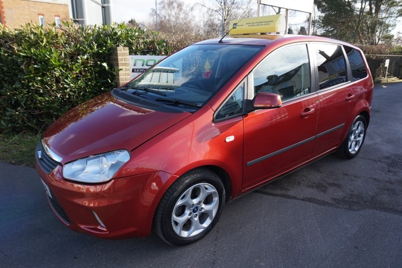 used Ford C-Max ZETEC 145 in chelmsford essex