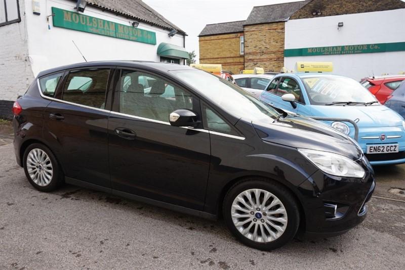 used Ford C-Max TITANIUM in chelmsford essex