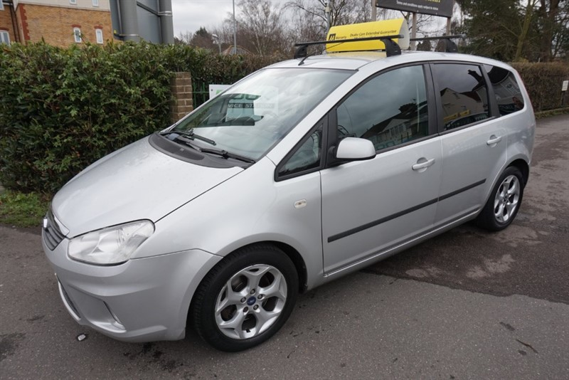 used Ford C-Max ZETEC 145 in chelmsford-essex
