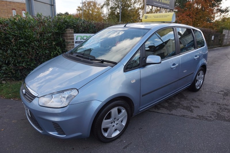 used Ford C-Max STYLE in chelmsford-essex