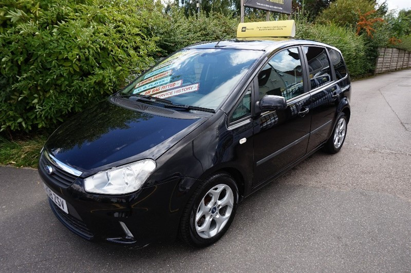 used Ford C-Max ZETEC in chelmsford essex