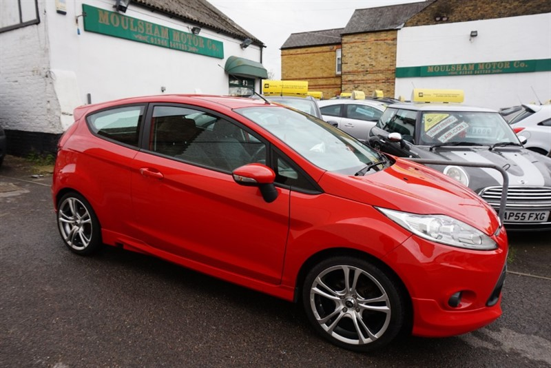 used Ford Fiesta ZETEC S TDCI in chelmsford essex