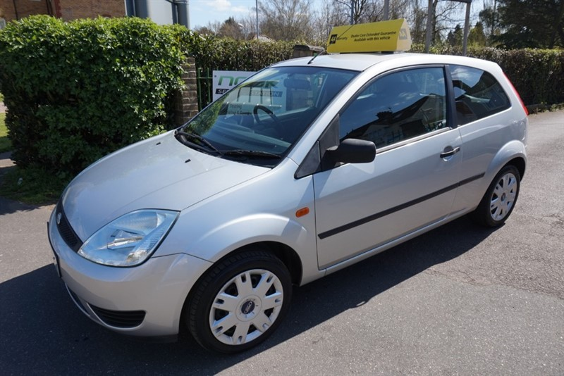 used Ford Fiesta STYLE in chelmsford-essex