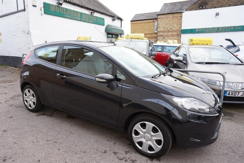 used Ford Fiesta EDGE TDCI in chelmsford essex