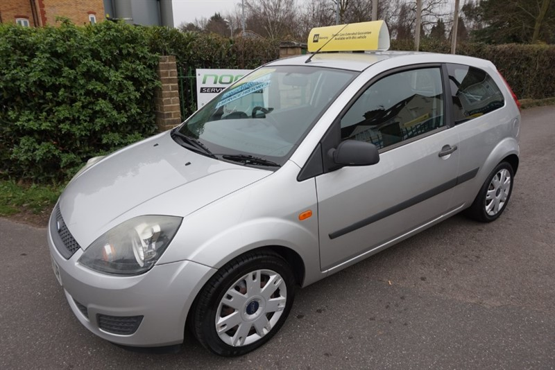 used Ford Fiesta STYLE CLIMATE 16V in chelmsford-essex