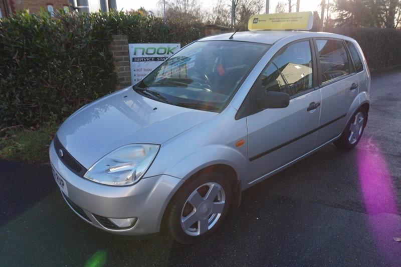 used Ford Fiesta 16V ZETEC in chelmsford essex