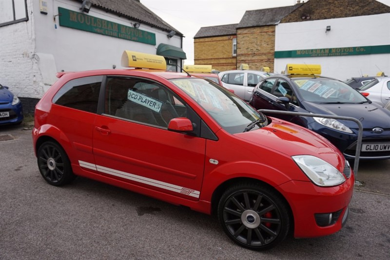 used Ford Fiesta ST in chelmsford essex