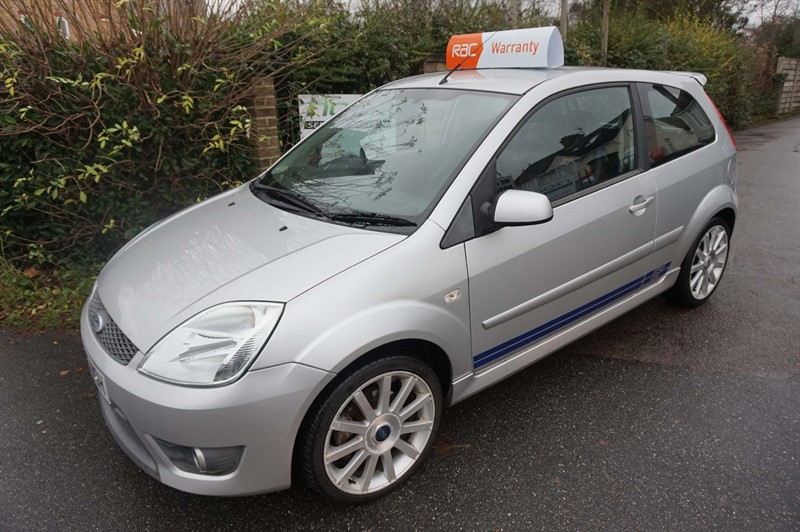 used Ford Fiesta ST 3dr in chelmsford-essex