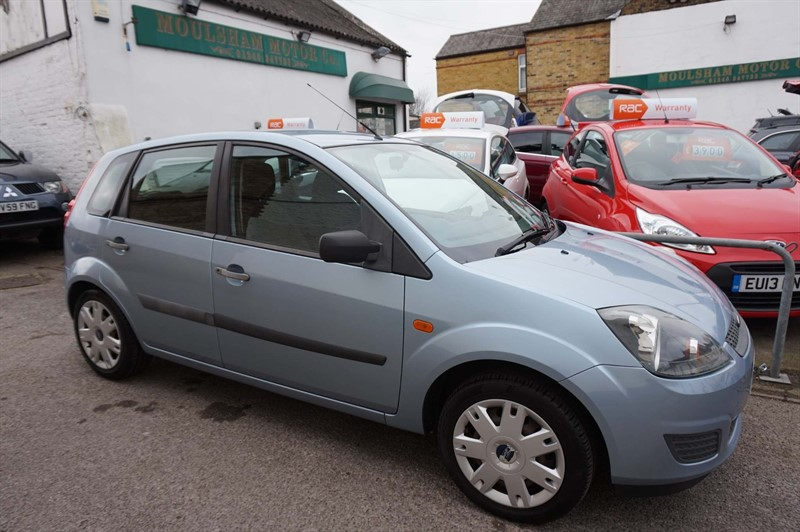 used Ford Fiesta Style 5dr in chelmsford-essex