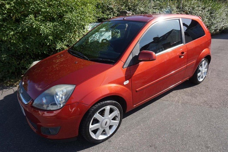 used Ford Fiesta Zetec Climate 3dr in chelmsford-essex