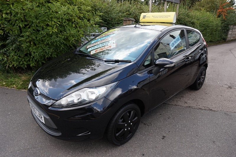 used Ford Fiesta EDGE in chelmsford-essex