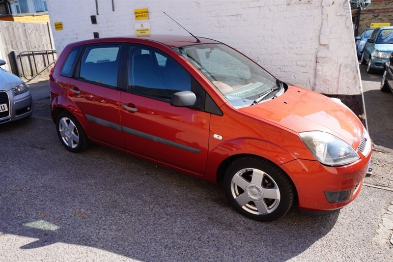 used Ford Fiesta ZETEC CLIMATE 16V in chelmsford essex