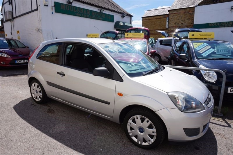 used Ford Fiesta STYLE CLIMATE 16V in chelmsford essex