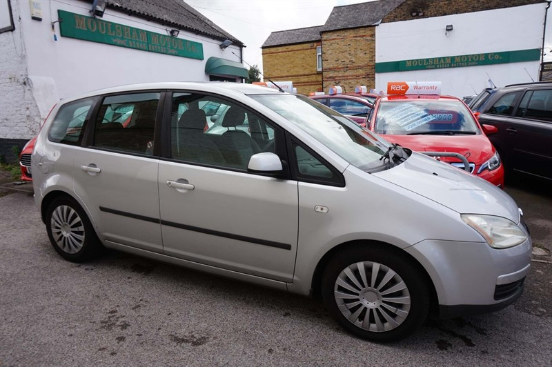 used Ford Focus C-Max TD LX 5dr in chelmsford-essex