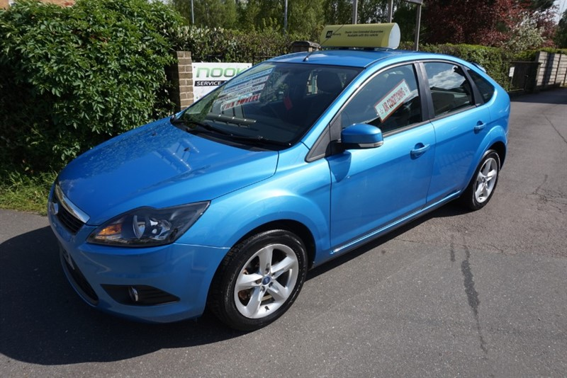 used Ford Focus ZETEC in chelmsford essex