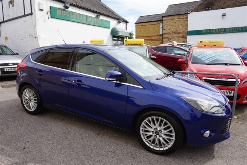 used Ford Focus ZETEC in chelmsford-essex