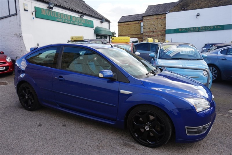 used Ford Focus ST-2 in chelmsford-essex