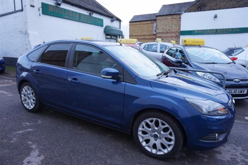 used Ford Focus ZETEC in chelmsford essex