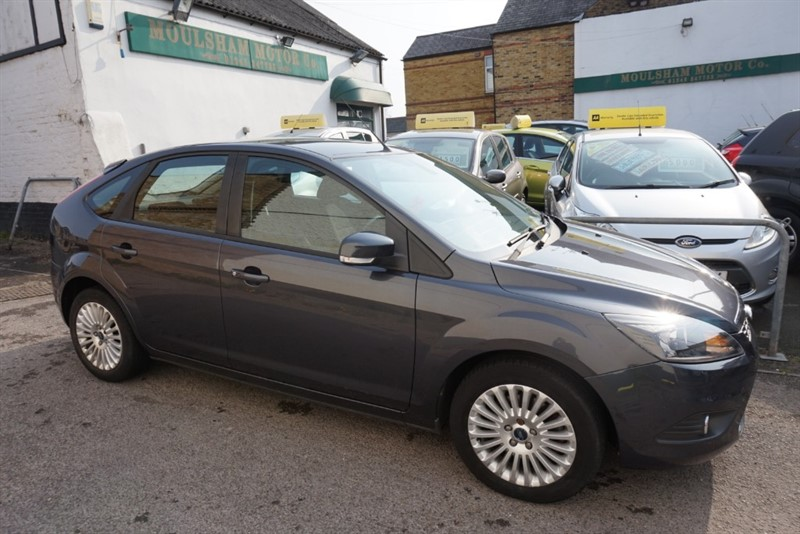 used Ford Focus TITANIUM 136PS in chelmsford-essex