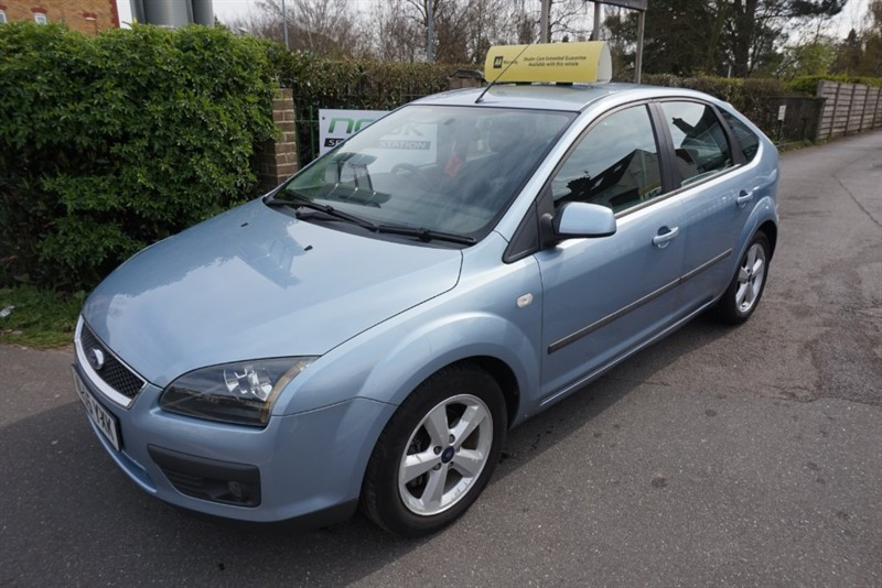 used Ford Focus ZETEC CLI. P in chelmsford-essex