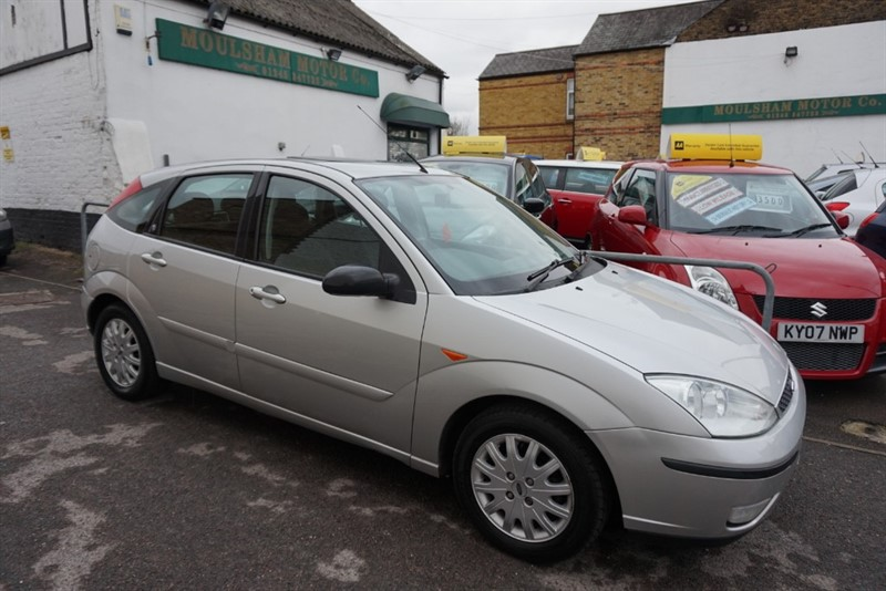 used Ford Focus GHIA in chelmsford essex