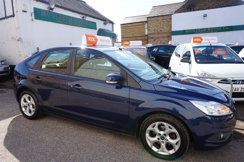 used Ford Focus TDCi DPF Sport 5dr in chelmsford-essex