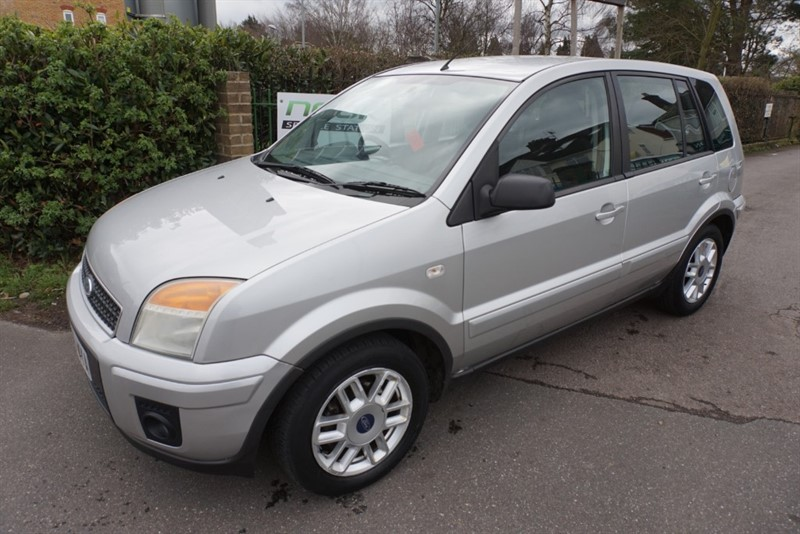 used Ford Fusion ZETEC CLIMATE in chelmsford-essex