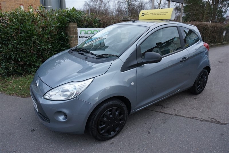 used Ford KA STUDIO in chelmsford essex