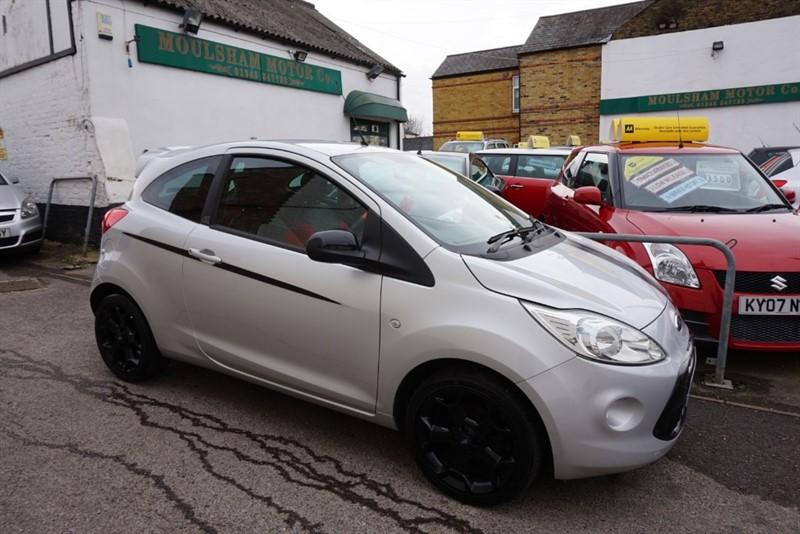 used Ford KA GRAND PRIX II in chelmsford essex