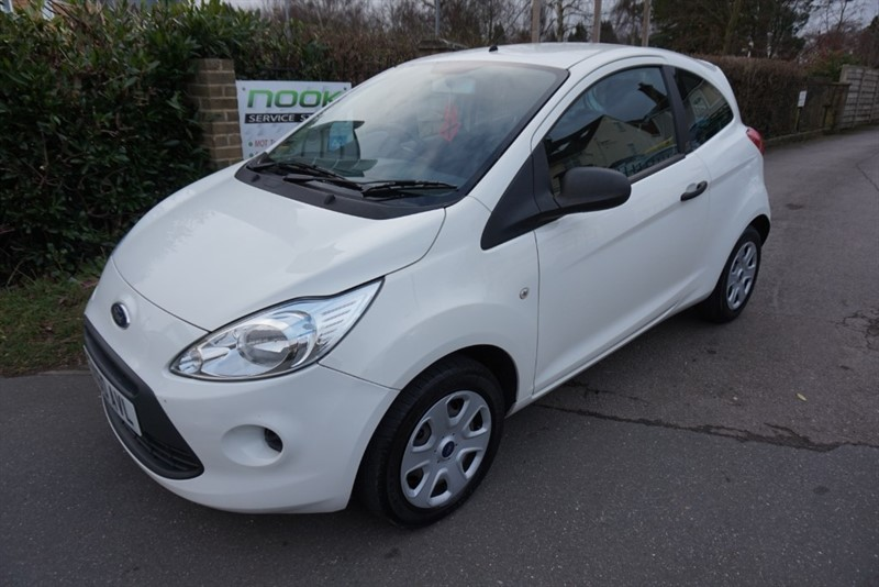 used Ford KA STUDIO in chelmsford-essex