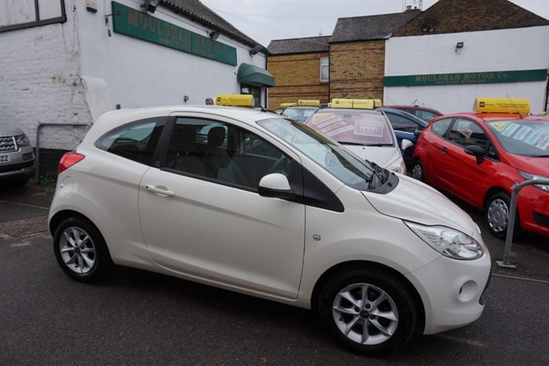 used Ford KA EDGE in chelmsford-essex