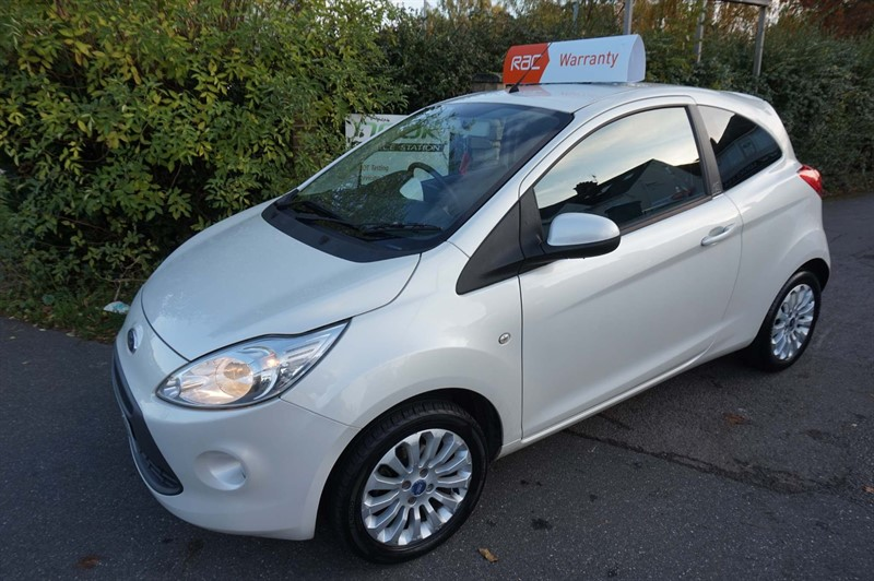 used Ford KA 1.2 Zetec 3dr in chelmsford-essex