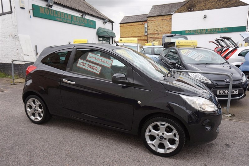 used Ford KA TITANIUM in chelmsford essex