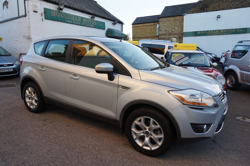 used Ford Kuga ZETEC TDCI in chelmsford-essex