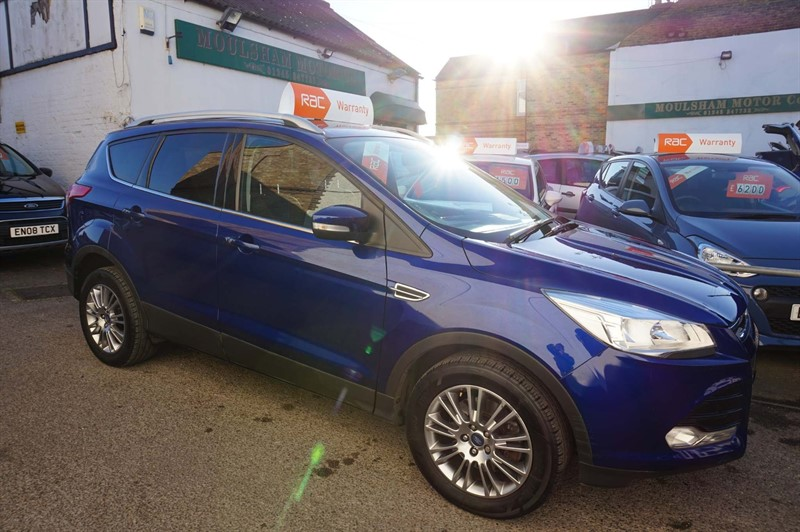 used Ford Kuga TDCi Titanium 5dr in chelmsford-essex