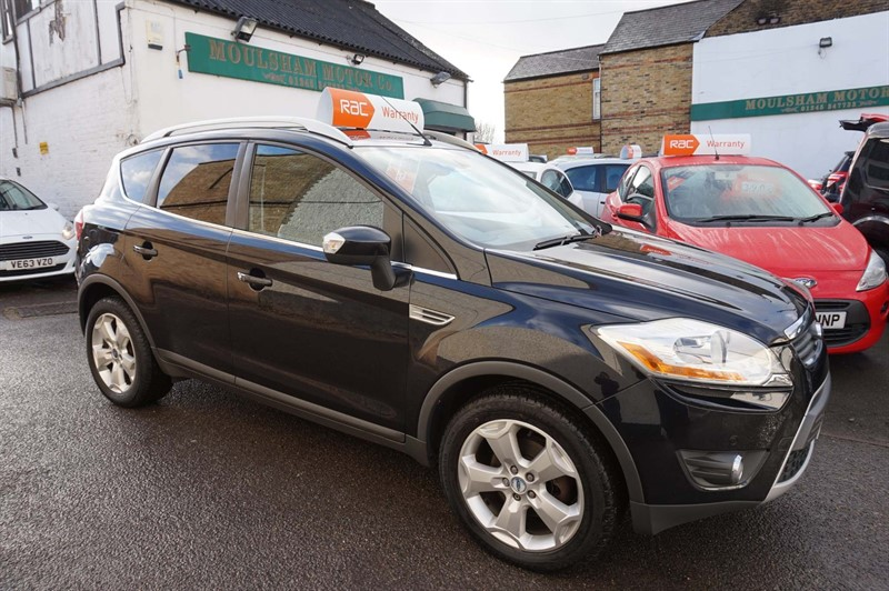 used Ford Kuga TDCi Titanium 4x4 5dr in chelmsford-essex