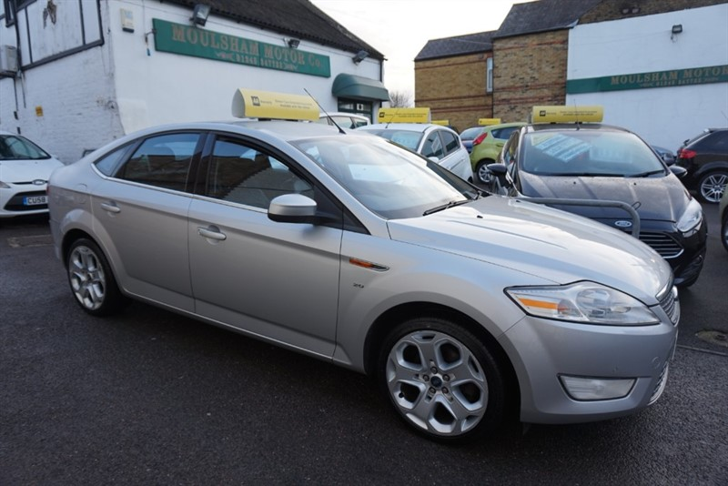 used Ford Mondeo TITANIUM X TDCI 140 in chelmsford-essex
