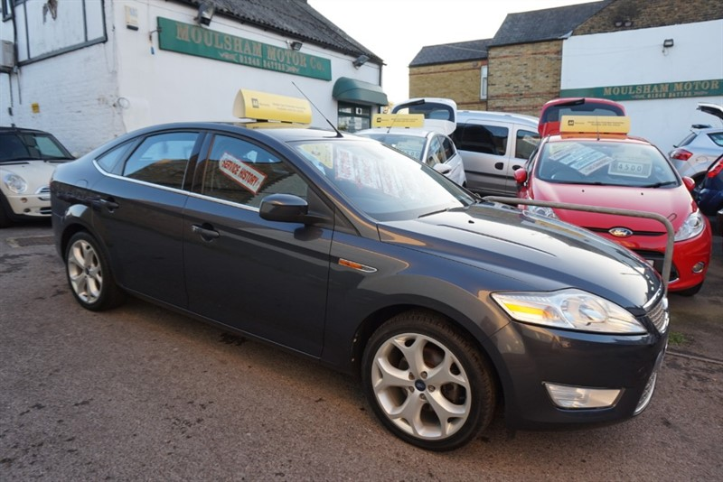 used Ford Mondeo TITANIUM TDCI 140 in chelmsford-essex