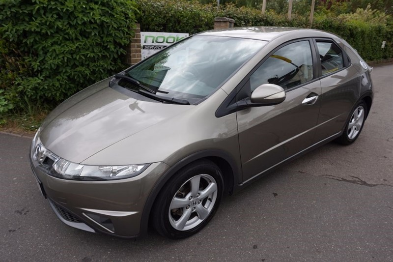 used Honda Civic I-CTDI SE in chelmsford-essex