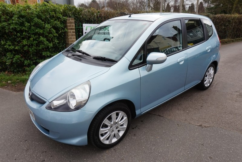 used Honda Jazz DSI SE in chelmsford-essex